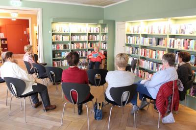 Vorschaubild zur Meldung: Sommerprogramm der Wittstocker Bibliotheken
