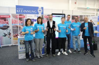 Foto zu Meldung: Schülermesse VOCATIUM in Leipzig