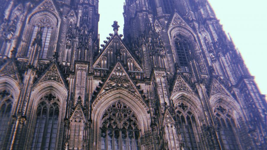 Bild der Meldung: Klassenfahrt nach Köln für die Büro-Azubis
