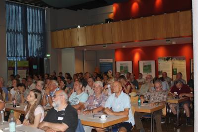 Vorschaubild zur Meldung: Hessenweiter Landschaftspflegetag in Rodenbach