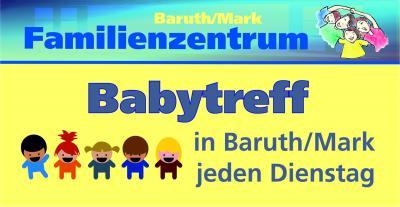 Foto zur Meldung: Babytreff für junge Familien im Familien- und Freizeittreff