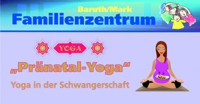 Foto zur Meldung: Pränatal-Yoga im Familien-und Freizettreff