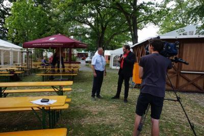 Vorschaubild zur Meldung: TV-Oberfranken in Selbitz