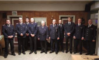 Foto zur Meldung: Feuerwehrball Joldelund-Kolkerheide und Goldelund