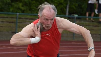 Vorschaubild zur Meldung: Leichtathletik-DM 2019 der Senioren: TV Hude Sportler kämpfen um Titel