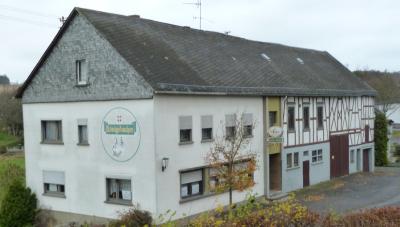 Noch steht das ehemalige Gasthaus Philipps