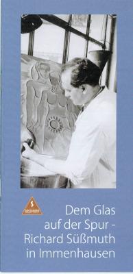 """Vorschaubild zur Meldung: Einladung zur Wanderung auf dem """"Süßmuth-Pfad""""  am 27. Juli 2019, 14 Uhr am Glasmuseum"""