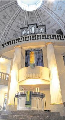 Foto zur Meldung: Rundkirche ist ein Stück Heimat
