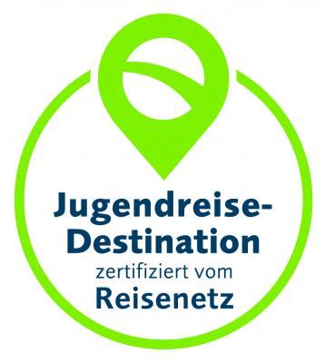 Siegel Zertifizierte Jugendreise Destination