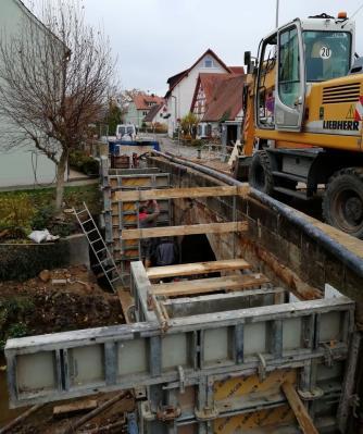Vorschaubild zur Meldung: Sanierung der Nepomukbrücke; Beginn zweiter Bauabschnitt