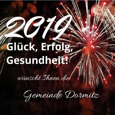 Vorschaubild zur Meldung: Bürgermeister Holger Bezold wünscht Ihnen einen guten Jahreswechsel!