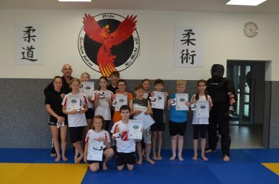Foto zur Meldung: Selbstverteidigung für Grundschulen