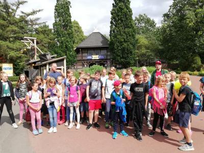 Foto zur Meldung: Samtgemeindeausflug für Kinder in den Heidepark