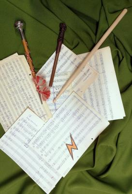 Foto zur Meldung: Happy Birthday Harry Potter oder Zauberei mit Musik