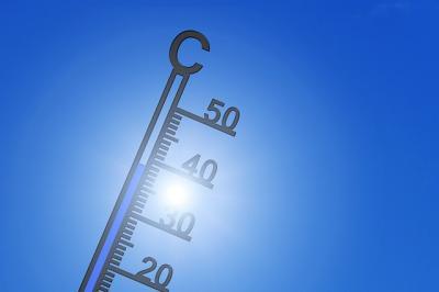 Thermometer - Bild von Gerd Altmann auf Pixabay