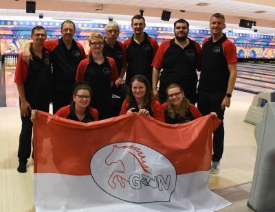 Foto zur Meldung: Bundesländerkampf im Bowling 2019