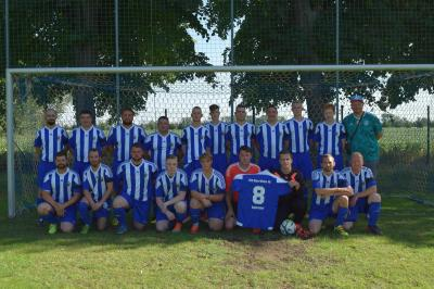 Herrenmannschaft TSV B/W Eggersdorf 2019/2020
