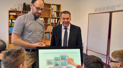 Lions Club unterstützt Förderschüler der Sekundarschule Olsberg-Bestwig