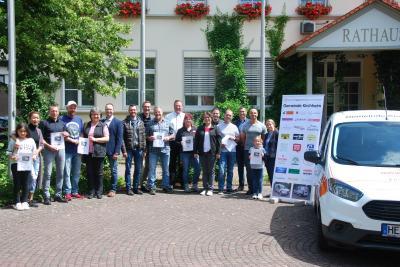 Vorschaubild zur Meldung: Fahrzeug zum Nulltarif für die Gemeinde Kirchheim