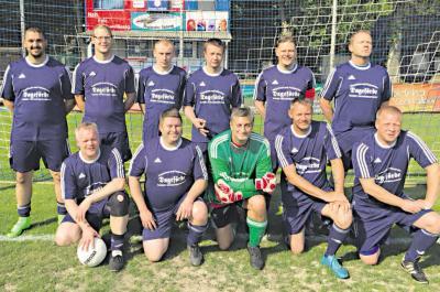 Foto zur Meldung: Altherren - Mannschaft abgemeldet