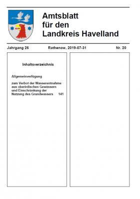 Vorschaubild zur Meldung: Allgemeinverfügung zum Verbot der Wasserentnahme aus oberirdischen Gewässern und Einschränkung der Nutzung des Grundwassers