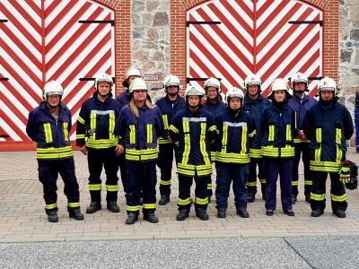 Die Feuerwehr Krahne organisiert den Gemeindefeuerwehrtag