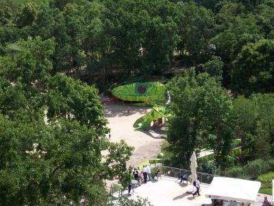 "Foto zur Meldung: Spielplatz ""Echsenland"" am Weinberg gesperrt"