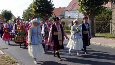 Foto zu Meldung: 21. Zinndorfer Ernte- und Oktoberfest