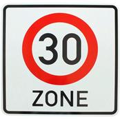Vorschaubild zur Meldung: Neue Tempo-30-Zone in Beauregard eingerichtet