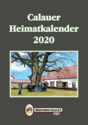 "Foto zur Meldung: ""Calauer Heimatkalender 2020"" erscheint zum Calauer Stadtfest"