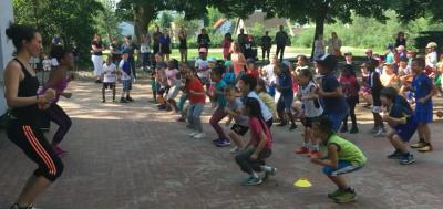 Vorschaubild zur Meldung: 1. und 2. Klasse - Sportfest - Juni 2019