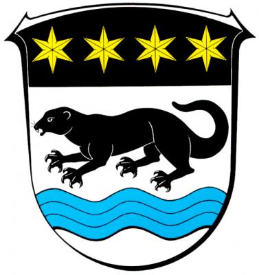 Wappen der Gemeinde Ottrau