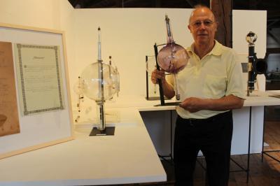 Vorschaubild zur Meldung: Ausstellung Glasinstrumentenmacher