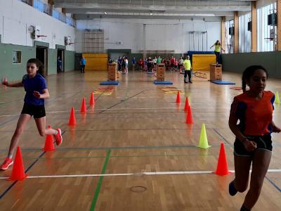 Foto zur Meldung: Sport und Spiel als Angebot in Laage