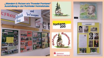 Foto zu Meldung: Das ganze Jahr Fontane!
