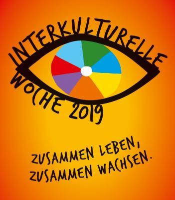 """Foto zur Meldung: """"Zusammen leben, zusammen wachsen. BEGEGNUNG – TEILHABE – INTEGRATION."""" / Heute startet die Interkulturelle Woche 2019 in OSL"""
