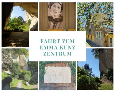Vorschaubild zur Meldung: Noch wenige Plätze frei für den Emma-Kunz-Ausflug