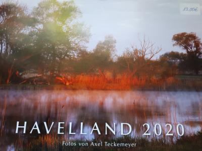 """Foto zur Meldung: Kalender """"Havelland 2020"""""""
