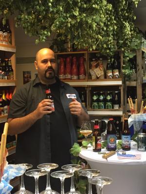 Jan Dérer bereichert die Craft-Beer-Bewegung in Deutschland. Foto: Privat