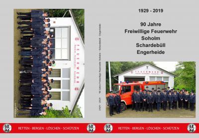 Vorschaubild zur Meldung: Chronik – 90 Jahre Feuerwehr Soholm–Schardebüll–Engerheide
