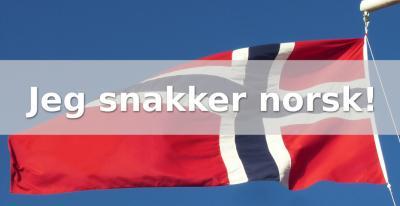 Vorschaubild zur Meldung: Neu: Norwegisch Sprachkurs Startstufe A 1.1