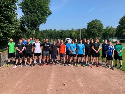 Vorschaubild zur Meldung: Lehrgang für den Jungschiedsrichterförderkader Nordrhein