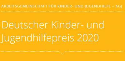 Foto zur Meldung: Deutscher Kinder- und Jugendhilfepreis 2020: Jugendarbeit im ländlichen Raum
