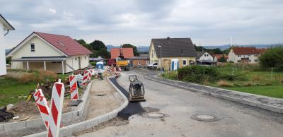 """Vorschaubild zur Meldung: Endausbau der Erschließungsstraßen im Baugebiet """"Wildgrabenweg"""" – ST Mariendorf"""