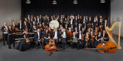 Foto zur Meldung: Neujahrskonzert der Thüringen Philharmonie im Stadttheater