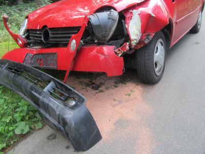 Vorschaubild zur Meldung: TH K AUST 01 Verkehrsunfall