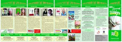 Vorschaubild zur Meldung: Literarischer Bilderbogen 2019