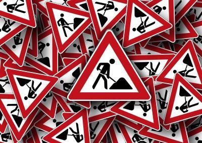 Foto zur Meldung: Vollsperrung aufgrund Straßenbauarbeiten K6625 zwischen Kemmen und Craupe