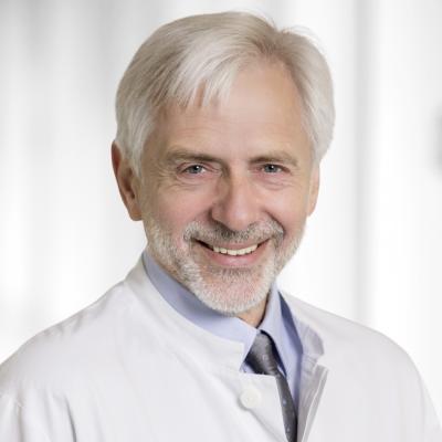 Reiner Leuer, Chefarzt Gefäßchirurgie