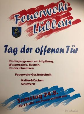 Bild der Meldung: Update: Tag der offenen Tür der FF Lüllau